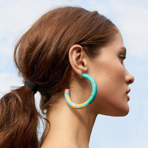 Lele Sadoughi, Jewellery, Jewelry, Fashion, Trend, Designer Collections, Necklace, Earrings