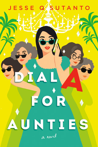 Dail A for Aunties, Jesse Q Sutanto, Book, Lockdown, Fun Reads