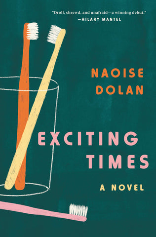 Exciting Times, Naoise Dolan, Pride, Pride Month, LGBTQIA, Culture