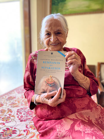 Aanchal Malhotra, Author, Writer, India Partition, Partition Museum, Museum of Material Memory