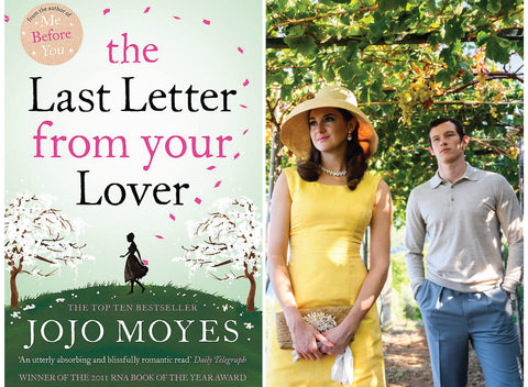 Movie, Book, Movie adaptation, cinema, binge, the last letter from your lover
