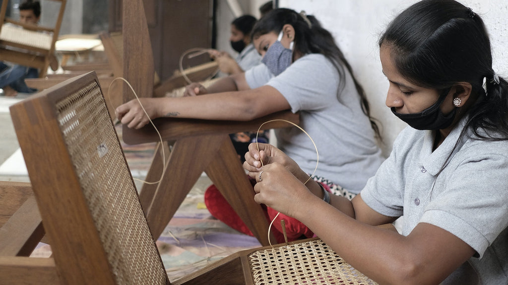 Fabric of life, Give Back with Le Mill India, Covid Relief, Covid 19, Karigar, Workers, Helpers, Weavers