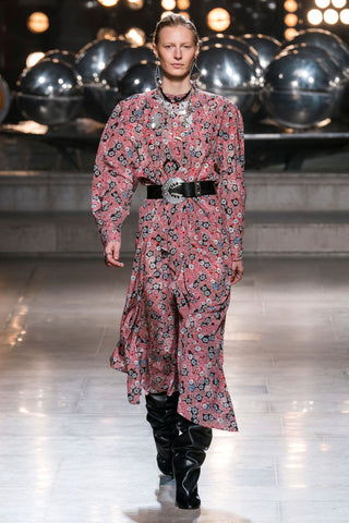 Isabel Marant, Prairie, Dress, Fall, Trend, Trending Fashion, Luxury, Designer Collections, Dresses