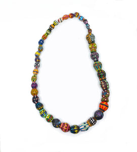 Premium Gumnut Necklace by Minyma Tjuta (all of the ladies)