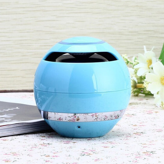 Mini Bluetooth Rechargeable Speaker
