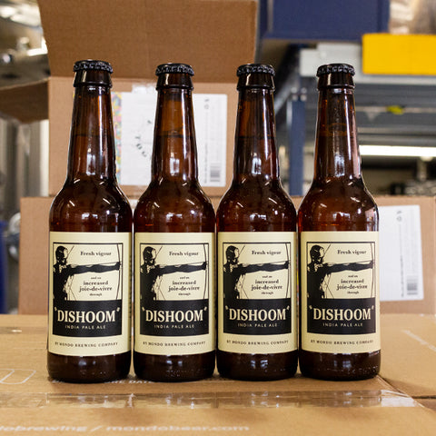 Dishoom 5.0% IPA | Case of 24