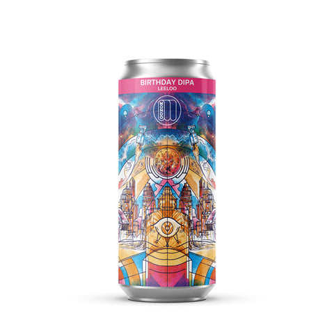 Leeloo 8.0% Birthday DIPA | 12 and 24 packs