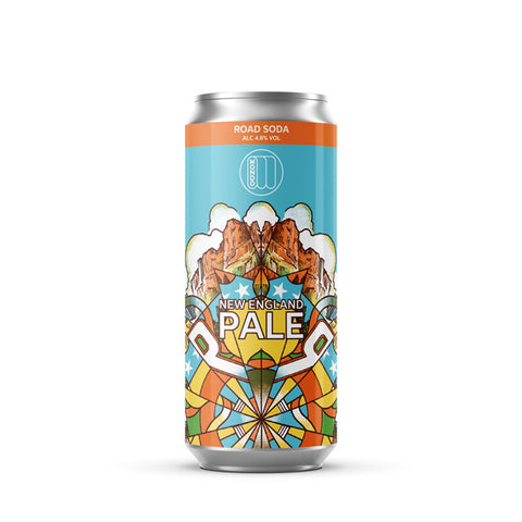 Road Soda 4.5% New England Pale Can | 12 and 24 packs