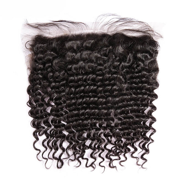 Kinky Curly-Frontal Bundle Deal