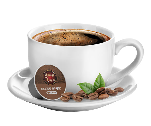 K-CUP COLOMBIAN SUPREMO