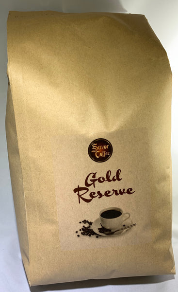 GOLD RESERVE WHOLE BEANS