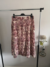 Load image into Gallery viewer, Vintage Print Midi Skirt
