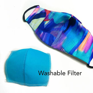 Washable Eco Mask Filter - Adult