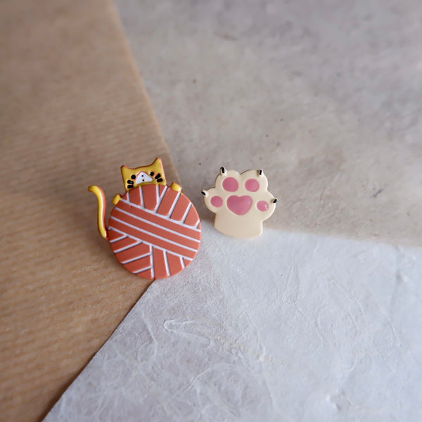 Cute Animals Stud Earrings