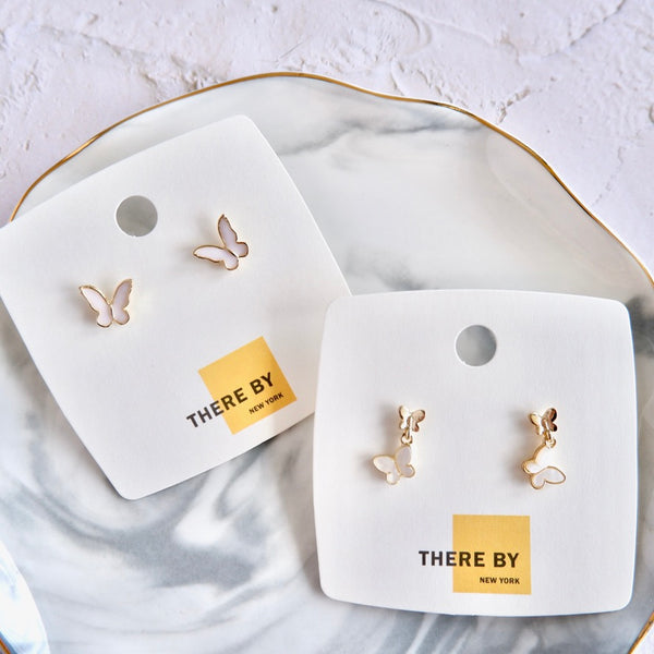 Summer Butterfly Earrings