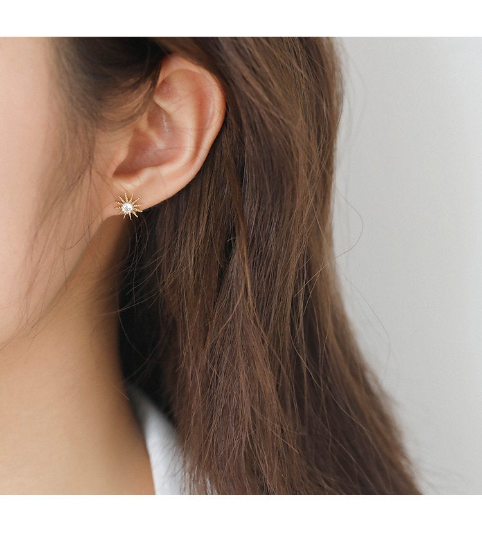 The Perfect Combo Stud Earrings