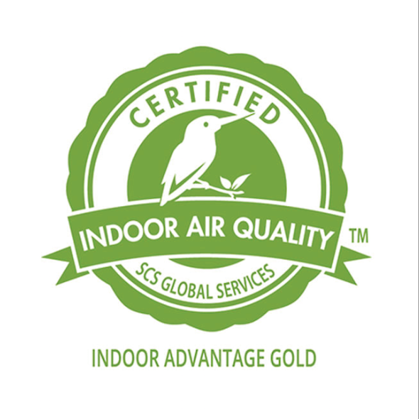 Indoor Advantage Certified