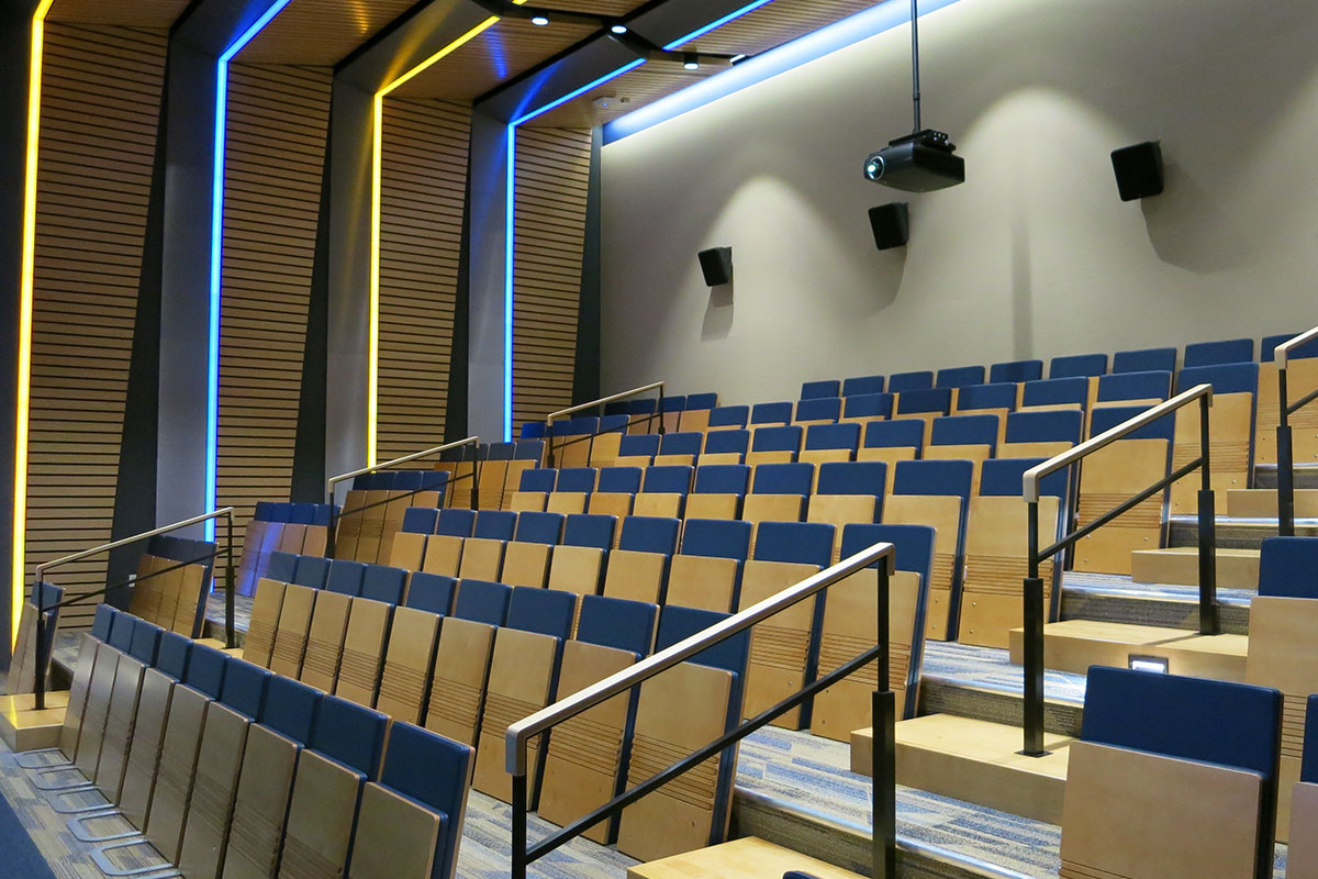 Sedia Systems JumpSeat Auditorium Seating