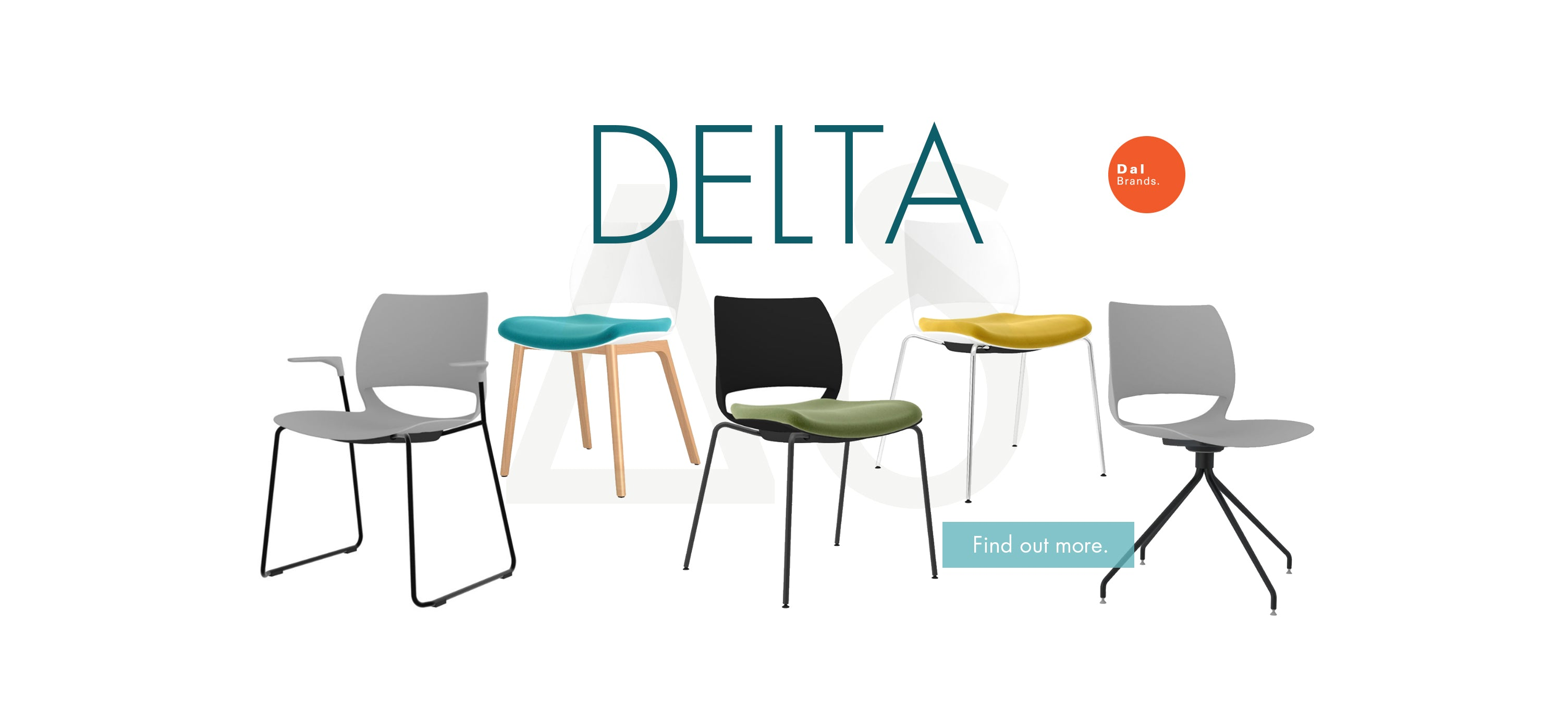 Dal Brands Delta Chair by John William Bennett