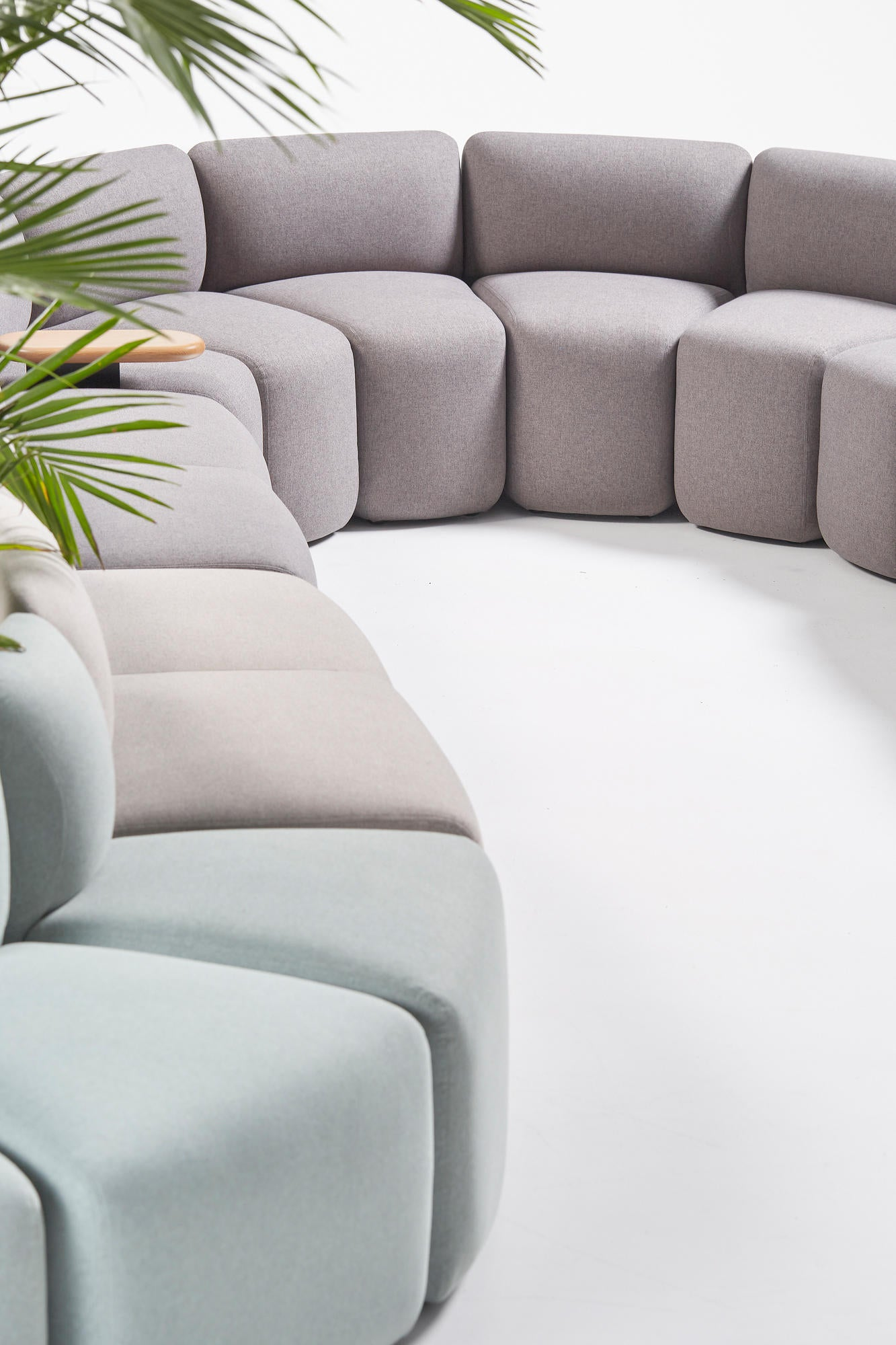 Derlot Editions Caterpillar Modular Soft Seating