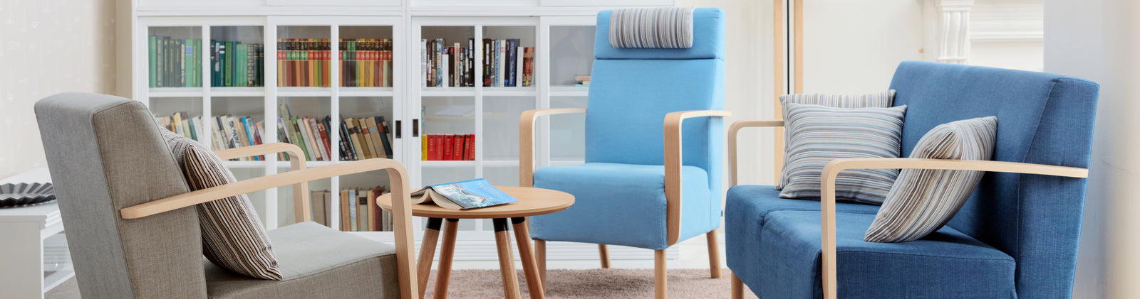 Martela Plus+ Easy Chair Soft Lounge Seating