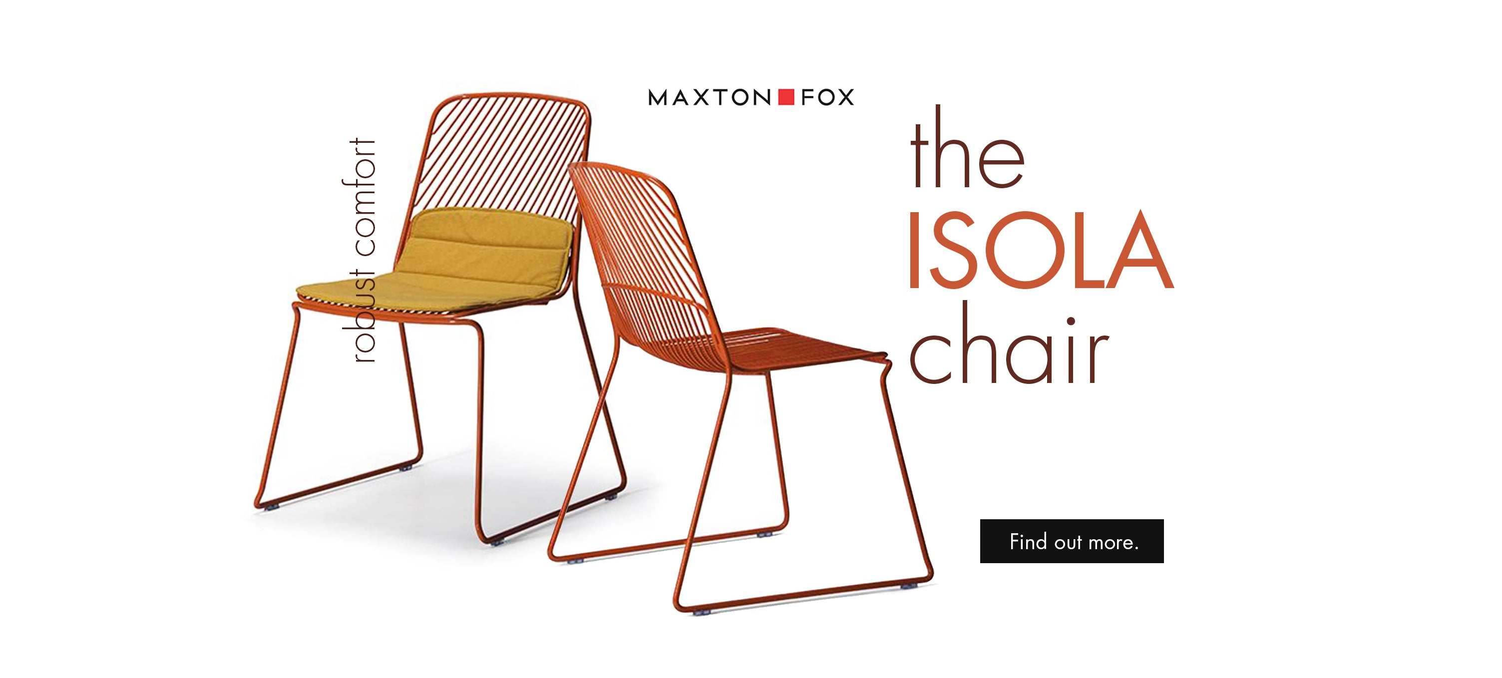 Maxton Fox The Isola Chair Image 2