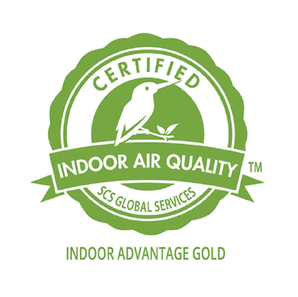 Indoor Advantage Gold Certified