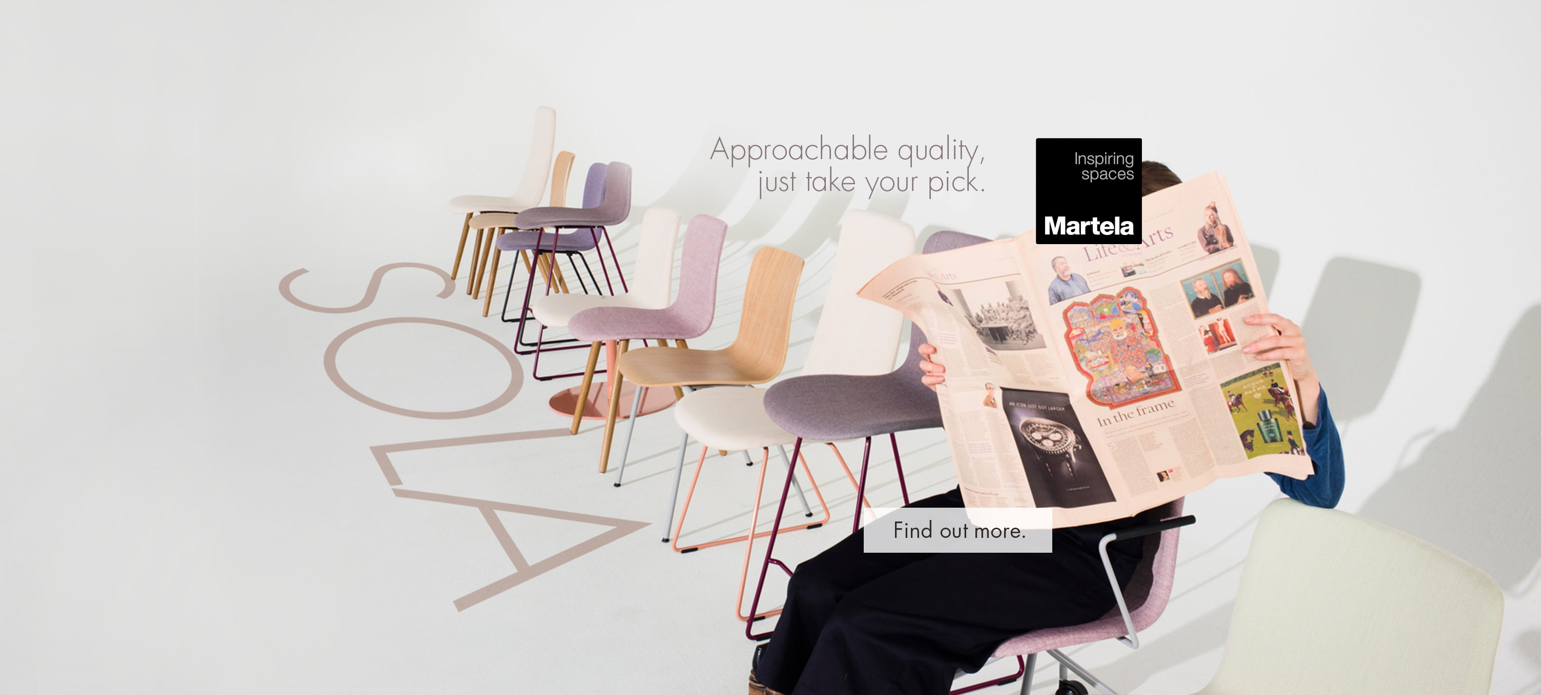 Martela Sola chairs
