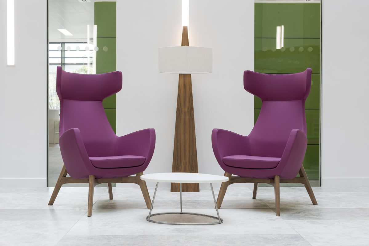 Chair Solutions Paris Lounge Easy Chair