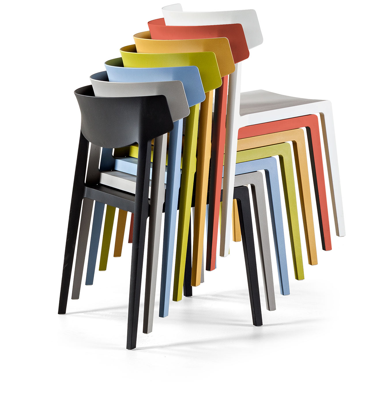 Actiu Wing Stackable Chair