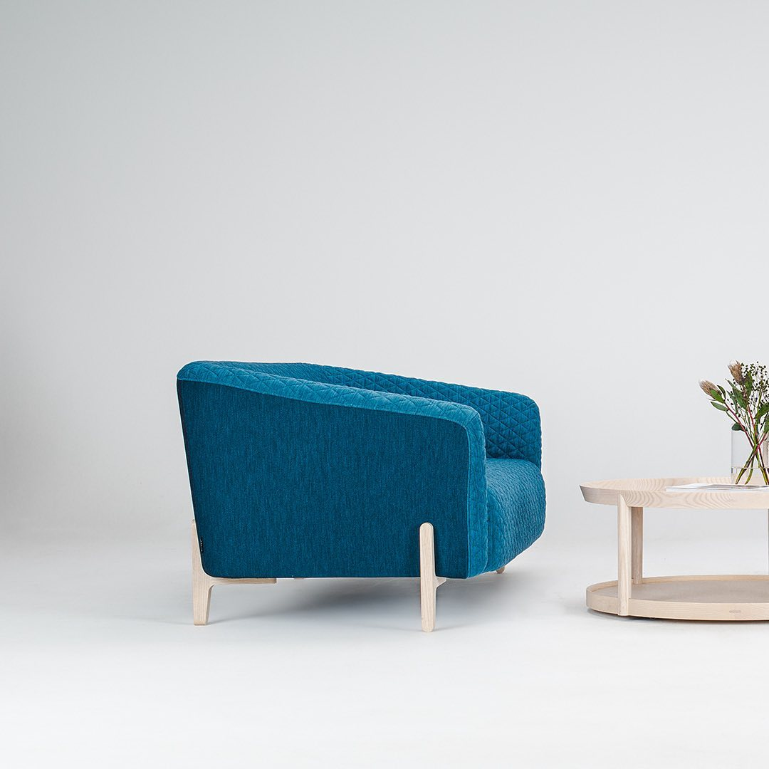 Offecct Young Easy Sofa Chair