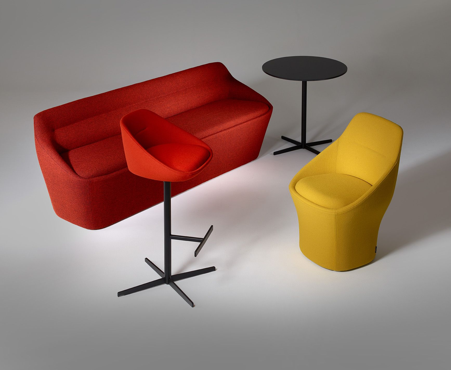 Offecct Ezy Easy Lounge Sofa Chair