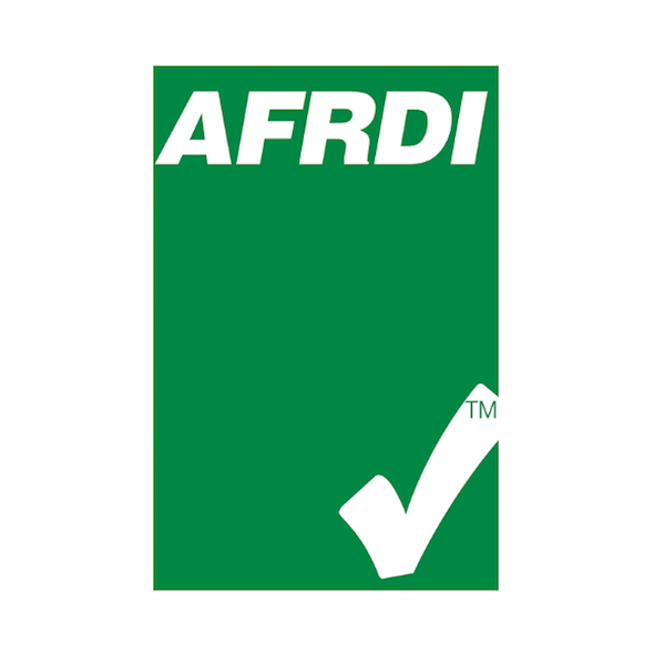 AFRDI Green Tick Certified