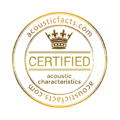 Acoustic Certified