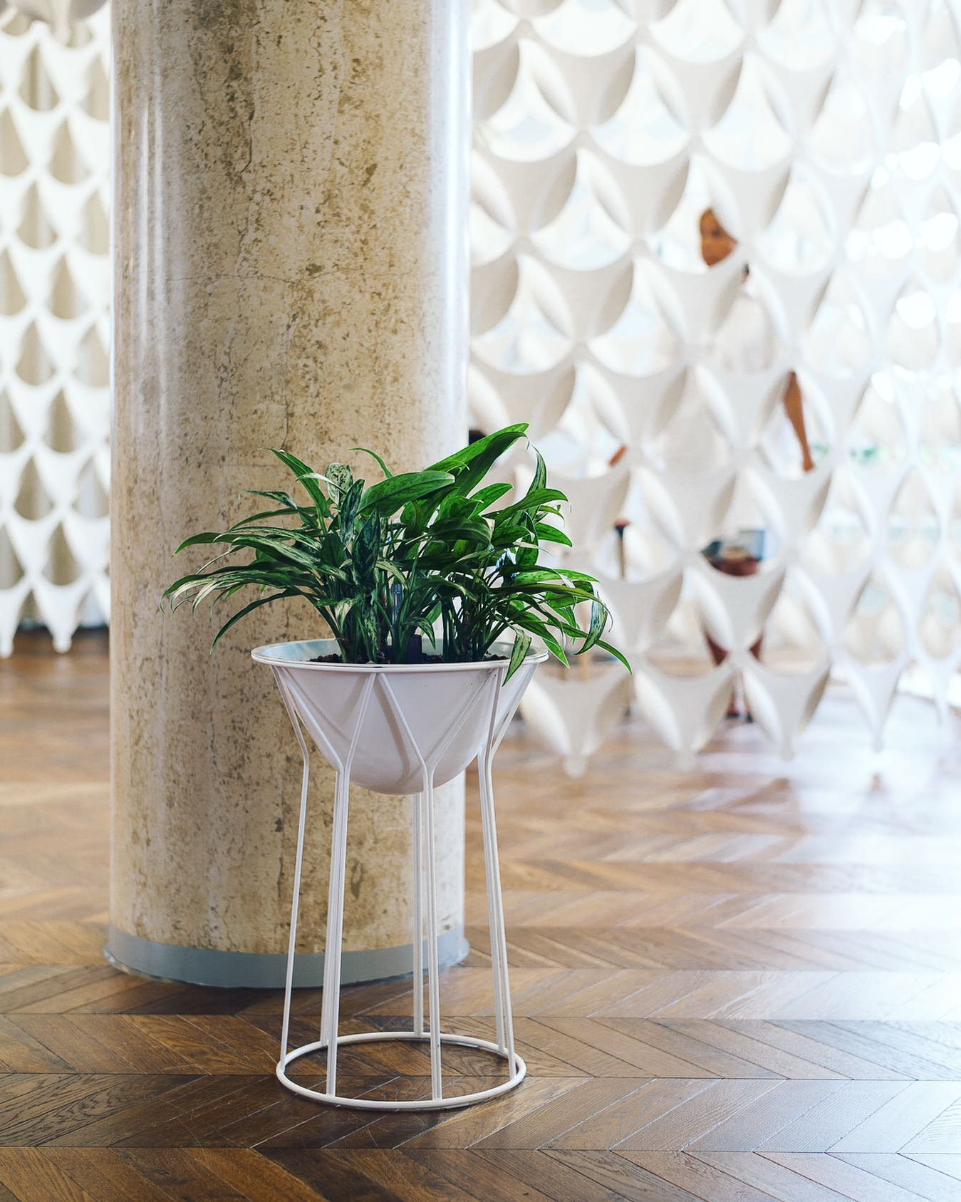 Offect O2ASIS Circus Planter Stand