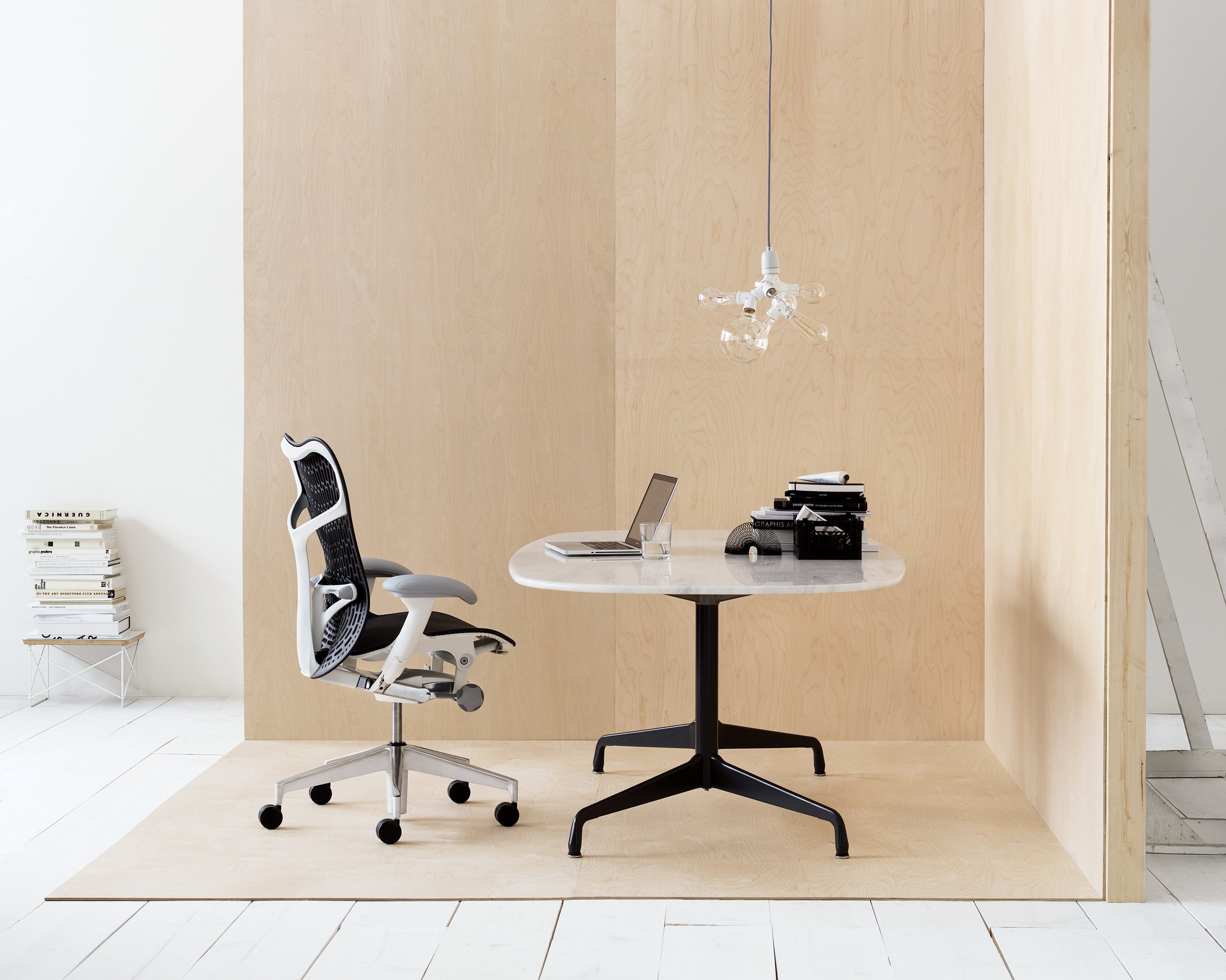 Herman Miller Mirra 2 Butterfly Suspension Back Office Chair