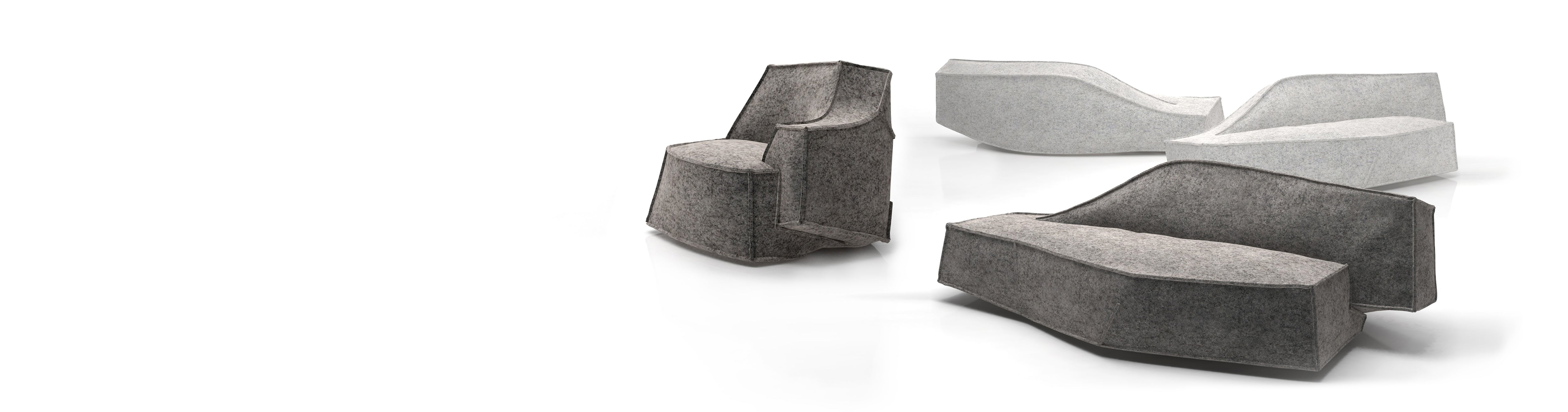 Offecct Airberg Lounge Easy Chair Sofa Seating