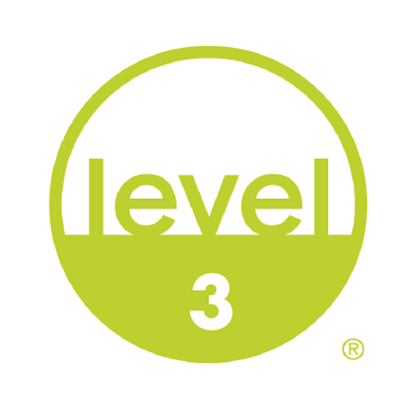 Level 3 Certified
