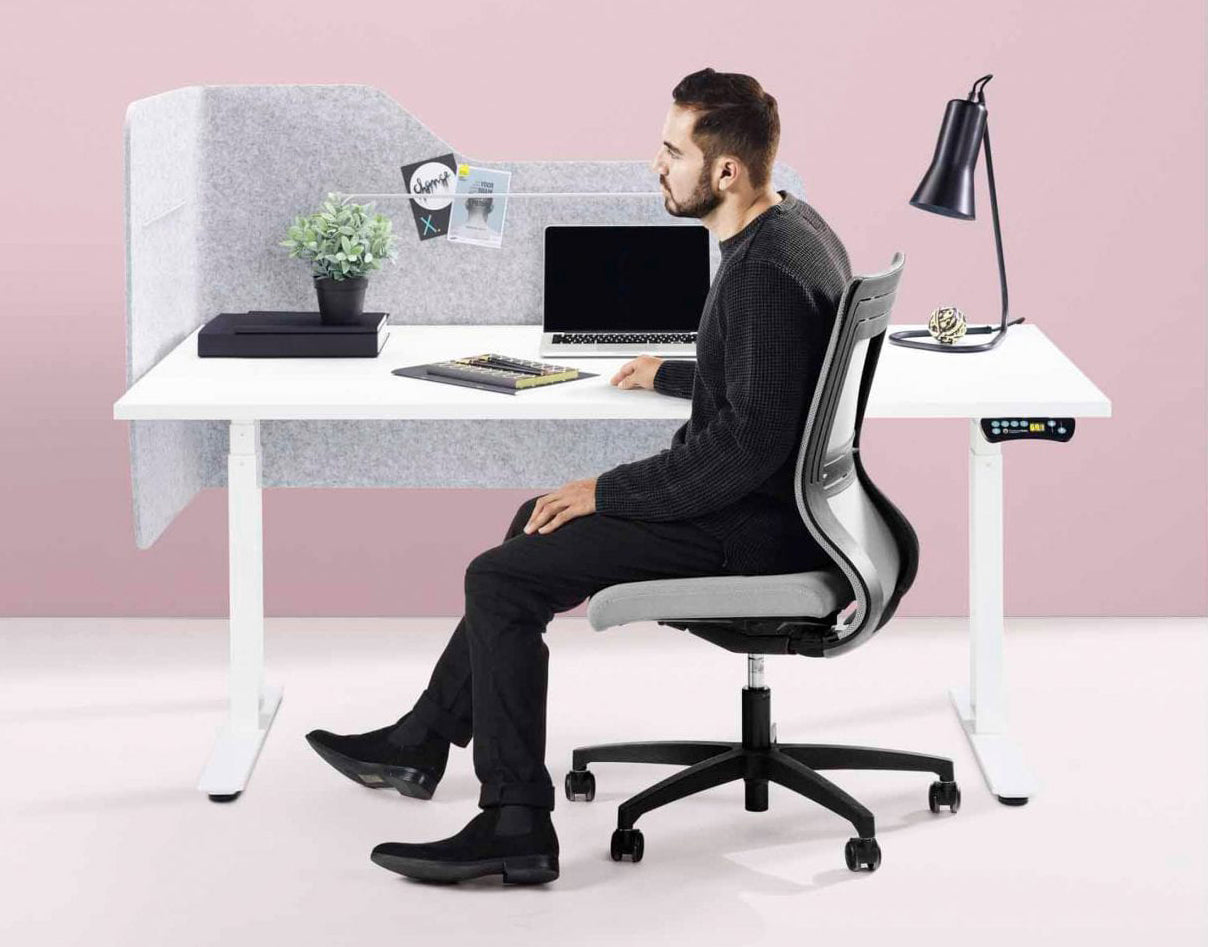 Thinking Works Elevation Height-adjustable Table