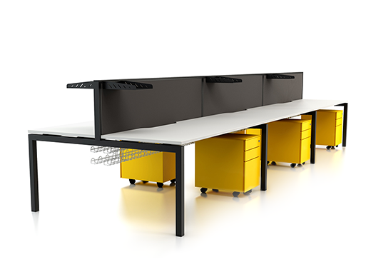Screen Solutions Enviro workstation