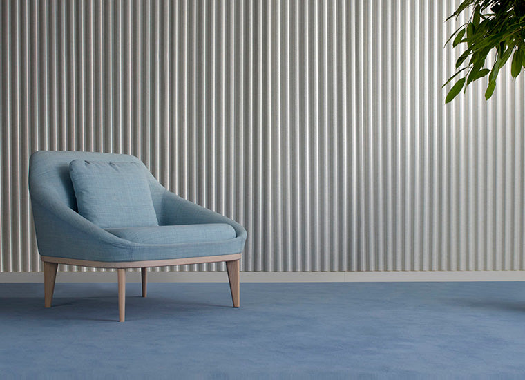 Offecct Ezy Wood Easy Lounge Sofa Chair