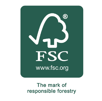 The mark of responsible forestry