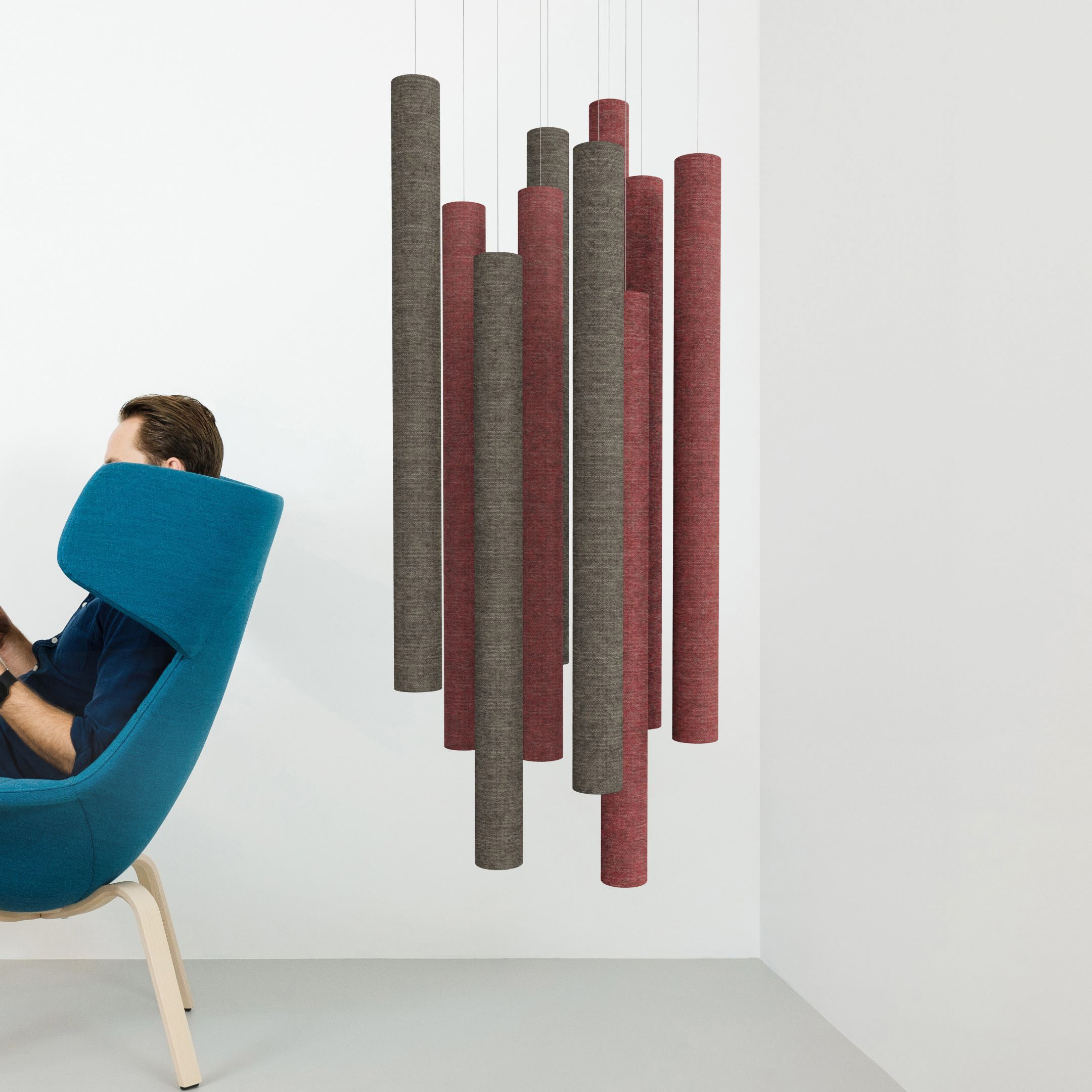 Offecct Soundsticks Acoustic Wall Room Divider