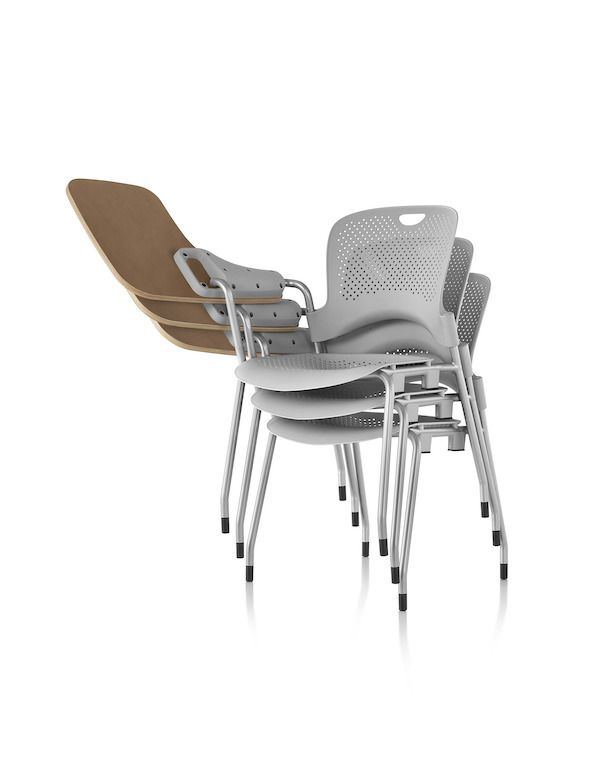 Herman Miller Caper Stacking Chair
