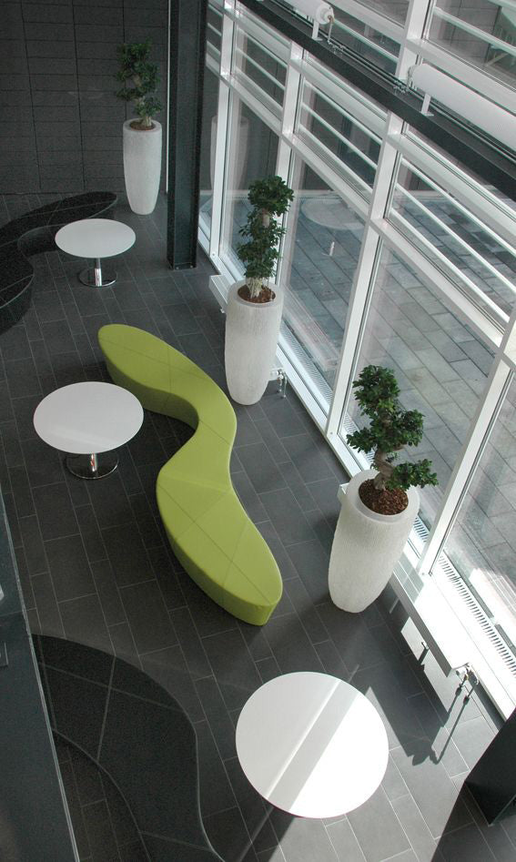 +Halle Plasma Modular Soft Seating