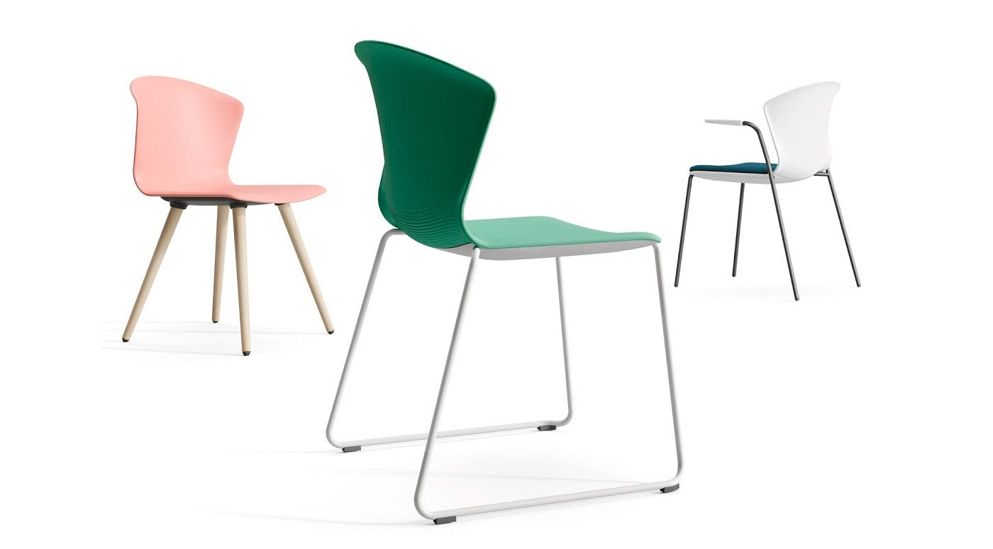 Actiu Whass 4 Point Chair