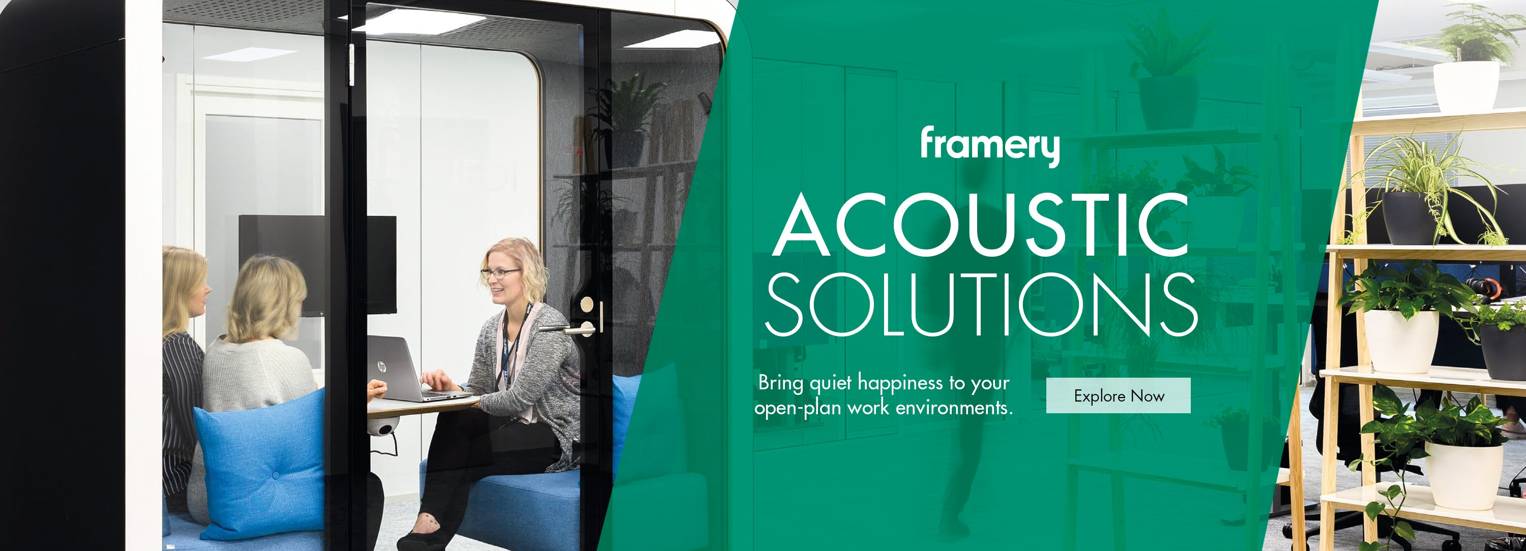 Framery 2Q Acoustic Booth