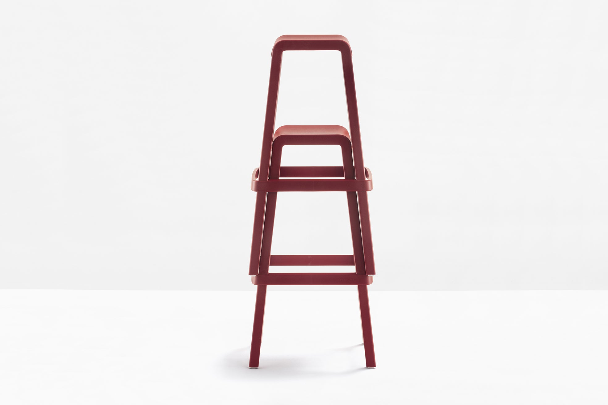 Pedrali Dome 268 High Outdoor Barstool