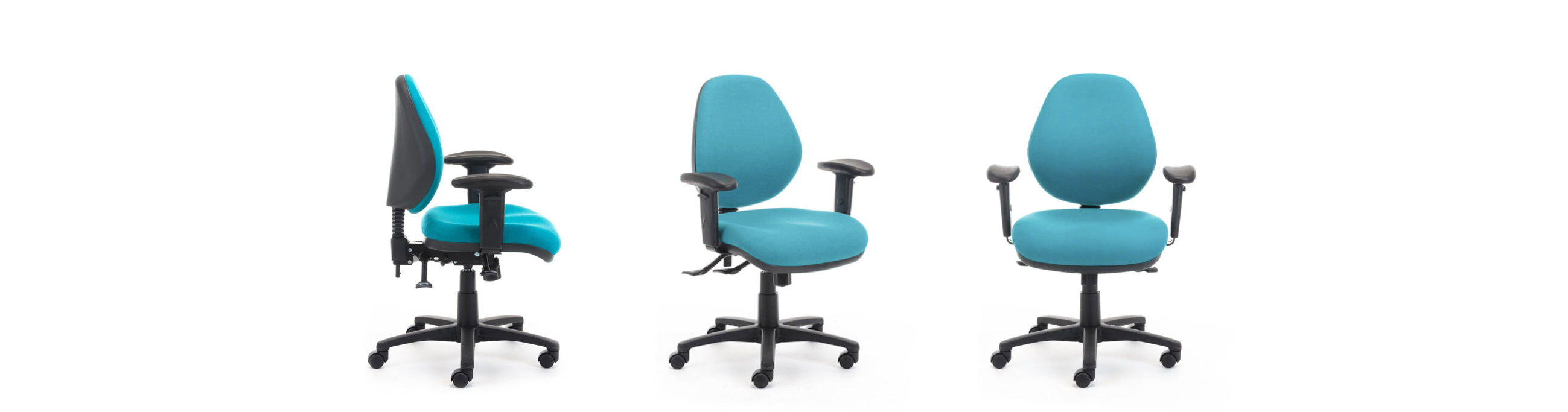 Chair Solutions Atlas 135 Heavy Duty Office Chair