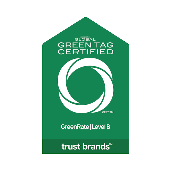 GreenRate Certified